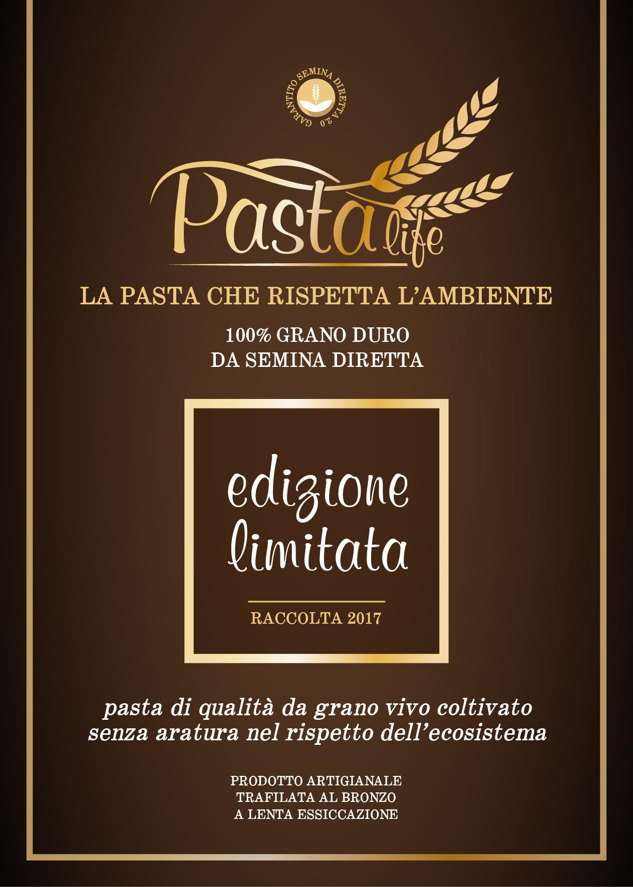 Pastalife edizione limitata semina direttasemina diretta for Chesterfield edizione limitata